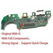 Nokia 8.1 USB-C oplaad connector