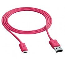 Nokia USB datakabel CA-190CD roze