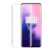 OnePlus 7T Pro UV Tempered Glass (volledig scherm)