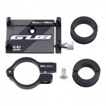 Outdoor / MTB fietshouder telefoon GUB G81 3,5-6,2 inch