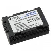 Accu Panasonic CGR-S602 Li-ion 1500 mAh