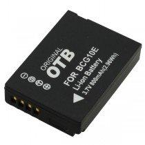 Accu Panasonic DMW-BCG10E Li-ion 800 mAh