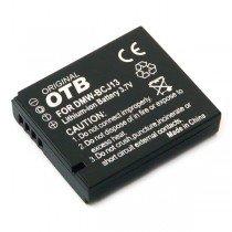 Accu Panasonic DMW-BCJ13E Li-ion 1250 mAh