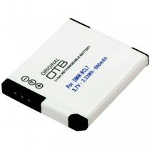 Accu Panasonic DMW-BCL7 Li-ion 600 mAh