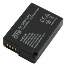 Accu Panasonic DMW-BLD10 Li-ion 850 mAh