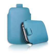 Pouch Apple iPhone 5 / 5S blauw