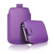 Pouch Apple iPhone 5 / 5S paars