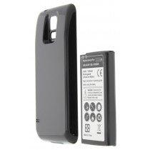 Power batterij Samsung Galaxy S5 G900 6500 mAh zwart