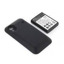 Power batterij Samsung Galaxy Ace S5830 3500 mAh zwart