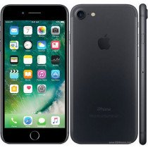 Refurbished iPhone 7 128GB Jet Black