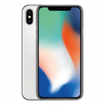 Refurbished iPhone X 64GB Silver