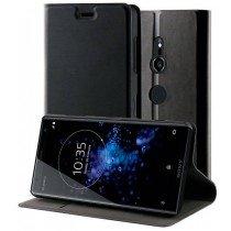 Roxfit Sony Xperia XZ2 - Standing Book Case zwart URB5182B