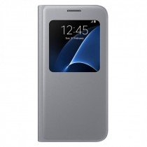 S-View cover Samsung Galaxy S7 EF-CG930PSE zilver