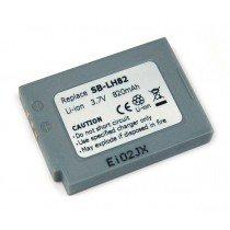 Accu Samsung SB-LH82 Li-ion 850 mAh