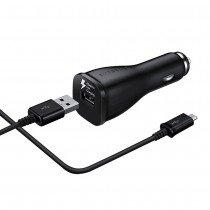 Lader - Samsung autolader Adaptive Fast Charging 2A zwart