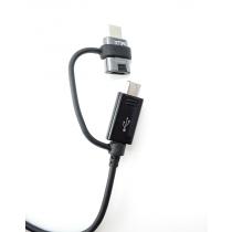 Samsung combi USB-C / Micro USB kabel - EP-DG950DBE
