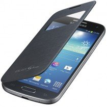 Samsung Galaxy S4 Mini S-View cover zwart EF-CI919BBEGWW