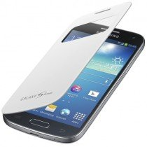 Samsung Galaxy S4 Mini S-View cover wit EF-CI919BWEGWW