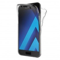 Samsung Galaxy A5 2017 TPU hoesje voor + achter