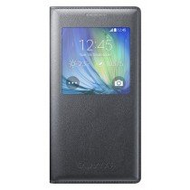 Samsung Galaxy A5 S-View cover zwart EF-CA500BBE
