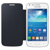 Samsung Galaxy Core Plus flip cover zwart EF-FG350NBE