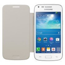 Samsung Galaxy Core Plus flip cover wit EF-FG350NW