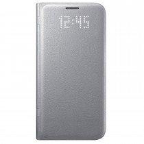 Samsung Galaxy Galaxy S7 Flip Wallet LED zilver EF-NG930PSE