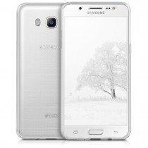 Samsung Galaxy J5 2016 TPU hoesje voor + achter