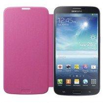 Samsung Galaxy Mega flip cover roze EF-FI920BPEGWW