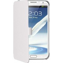 Samsung Galaxy Note 2 Anymode flip cover wit ETUISMN7100W
