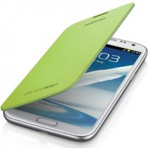 Samsung Galaxy Note 2 flip cover lime EFC-1J9FL