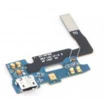Samsung Galaxy Note 2 N7100 Micro USB connector met board