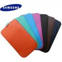 Samsung Galaxy Note 2 pouch leer mint EFC-1J9LM