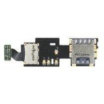 GH59-14204A - Samsung Galaxy Note 4 Sim - Micro SD kaart lezer