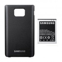 Samsung Galaxy S2 Extended batterij kit EB-K1A2EB 2000 mAh zwart