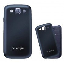 Samsung Galaxy S3 Anymode back cover blauw BACKCOVSMGS3B