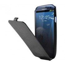 Samsung Galaxy S3 Anymode flip cover zwart ETUISMGS3B