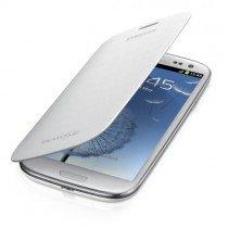 Samsung Galaxy S3 flip cover wit EFC-1G6FWECSTD