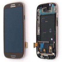 Display module Samsung Galaxy S3 GT-i9300 bruin - GH97-13630D