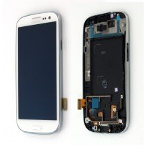 Display module Samsung Galaxy S3 GT-i9300 wit - GH97-13630B