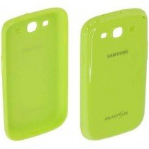 Samsung Galaxy S3 Protective Cover groen EFC-1G6PM