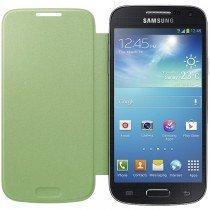 Samsung Galaxy S4 Mini flip cover groen EF-FI919BGEGWW