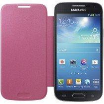 Samsung Galaxy S4 Mini flip cover roze EF-FI919BPEGWW