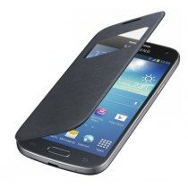 Samsung Galaxy S4 Mini View cover zwart