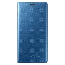 Samsung Galaxy S5 Mini G800 Flip Cover (dot) blauw EF-FG800BE