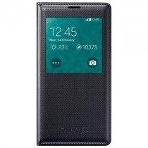Samsung Galaxy S5 S-View cover (dot) Charcoal Black EF-CG900BK