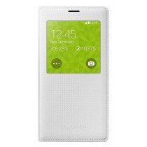 Samsung Galaxy S5 S-View cover (dot) Shimmery White EF-CG900BH