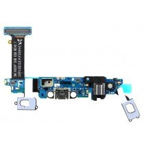 GH96-08275A - Samsung Galaxy S6 Micro USB connector met board
