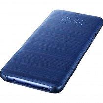 Samsung Galaxy S9+ Flip Wallet LED blauw EF-NG965PLE