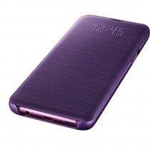 Samsung Galaxy S9+ Flip Wallet LED paars EF-NG965PVE